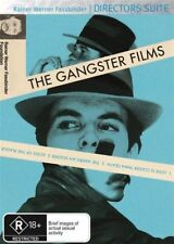 Fassbinder The Gangster Films (3 MOVIES) Directors Suite REG 4 DVD NEW & SEALED