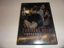 DVD  Resident Evil: Degeneration