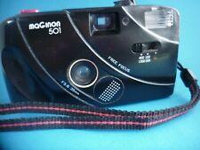 Fotoapparat-Kleinbildkamera mit Blitz-Maginon 501   W1