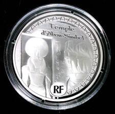 10 EUROS 2012 ARGENT - ABOU SIMBEL