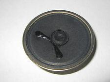 "Bogo 6P01 Round Speaker, 8ohm .2W - 2.25"" x .75"" (57mm x 19mm) 8 OHM .2 WATT - t"