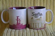 NEW! Starbucks Global City Mug SOFIA vazov theatre 2009