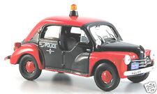 "wonderful policecar RENAULT 4CV ""MONTE CARLO POLICE"""