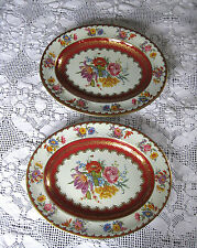 Pair of Daher England Collectible Trays