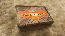 WCW NITRO TRADING CARDS - 78 Cards