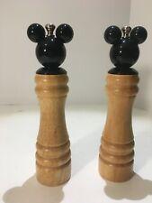 Mickey Mouse Salt & Pepper Grinder
