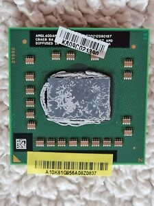 AMD Athlon 64 X2 QL-60 CPU S1 2x 1.9Ghz AMQL60DAM22GG Mobile Dual Core Prozessor