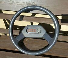 Peugeot 205 GTi  Leather Steering Wheel ... Grey