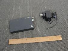 StarTech Gigabit Ethernet to Single Mode LC Fiber Media Converter w/Adapter