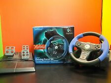 Logitech Driving Force EX PS2 controller