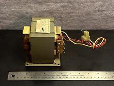 Ge Microwave Oven High Voltage Transformer ~ Samsung Shv-U1870C 120v 60Hz
