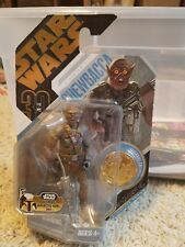 Star Wars McQuarrie Concept Chewbacca W/Gold Collector Coin Action Figure