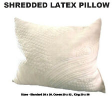 Latex Bed Pillows For Sale Ebay
