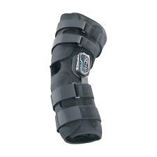 DonJoy Drytex Playmaker Knee Brace/Sleeve w/o POP XXLarge Black 11-0557-6