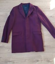 Surface To Air Wool/Cashmere Coat SzL