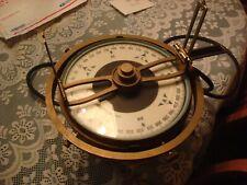 Pelorus 7.5 Inch Maritime Compass Lionel Corp. Ww2