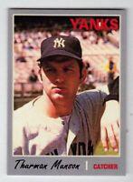 Thurman Munson '69 New York Yankees Monarch Corona Classic Series #6