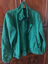 Marccain Marc Cain green lightweight coat jacket N4 excellent condition