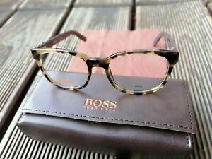 BOSS HUGO BOSS eyewear Lesebrille Unisex LEOPARD BOSS ORANGE !