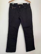 Ladies Jeans Next Slim 12 Black Casual <JJ11373