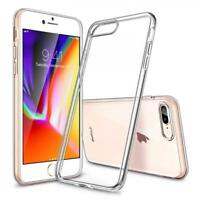COQUE HOUSSE ETUI PROTECTION TRANSPARENT SILICONE POUR IPHONE 7/8/X/XS/XMAX/XR