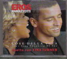 Eros Ramazotti&Tina Turner-Cose Della Vita cd maxi single