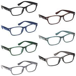 Mens Womens Reading Glasses UV Reader R77