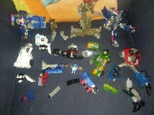 Transformers Broken Figures Lot