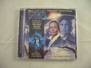 Doctor Who The Eight Truths Full Cast Audio CD