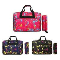 Unisex Large Capacity Sewing Machine Travel Portable Storage Bags+Tool Bags R1BO