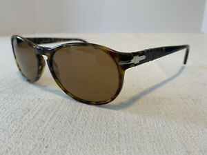 PERSOL Classic Tortoise Sunglasses, Brown Gradient  PO2931-S 24/57 53/17 RX