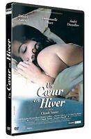 DVD : Un coeur en hiver - Emmanuelle Béart / Daniel Auteuil - NEUF
