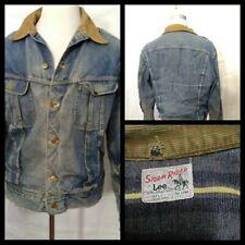 Lee Storm Rider Jacket 101 LJ Blanket-Lined Men's 46 Long Vintage 1970s INV#2351