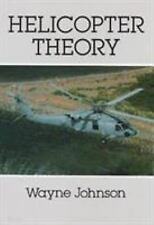 Helicopter Theory [Dover Books on Aeronautical Engineering]
