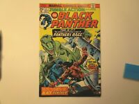 '75 JUNGLE ACTION # 17, BLACK PANTHER IN  FINE + CONDITION,