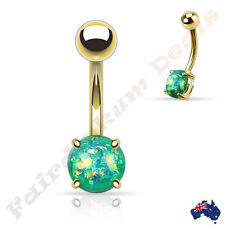Navel Surgical Steel Stud Body Piercing Jewellery