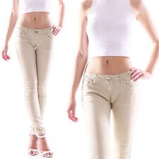 Markenlose Normalgröße Damen-Jeans mit M
