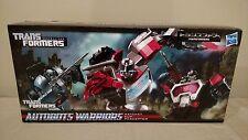 Transformers Henkei Classic Autobot Warriors Ratchet & Kup & Perceptor MISB