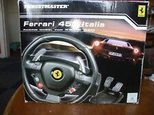 Thrustmaster Ferrari 458 Italia Edition xbox 360