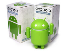 """4"""" Android mini collectible -- Standard edition green from Andrew Bell RARE RARE"""