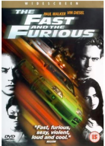 Fast & The Furious [DVD] [2001] [Region DVD Incredible Value
