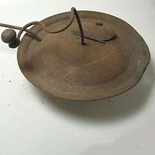 Antiker Kaffeeröster Rührtopf Ofeneinsatz zur Deko oder Restauration (1)
