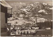 CORTINA D'AMPEZZO - TOFANE (BELLUNO) 1943