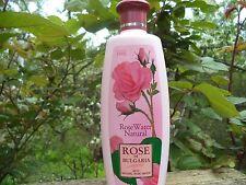 Rose Von Bulgarien, Rosenwasser Natur Tonic, unisex 330 ml