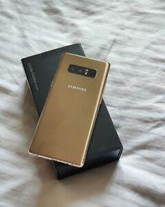 Samsung Galaxy Note 8 64Gb Gold (Unlocked)