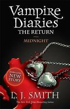The Vampire Diaries: Midnight: Book 7: 3/3 by J Smith, L Paperback Book