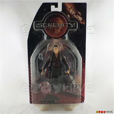 Serenity Firefly Malcolm MAL Reynolds action figure Diamond Select worn package