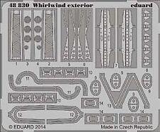 Eduard 1/48 Westland Whirlwind Fighter Exterior # 48830