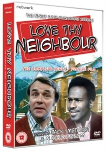 Love Thy Neighbour - The Complete Collection (8 Disc DVD Box Set) Series 1 - 8