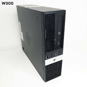 HP rp5800 RETAIL SYSTEM SFF INTEL i3-2120 3.30GHz 4 GB 500 GB WIN 10 PRO W300